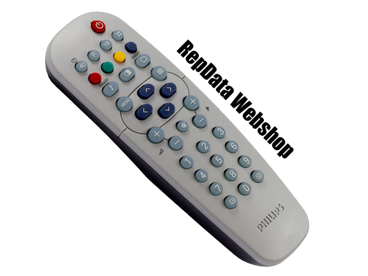 rc19335023 original philips remote control rc19335023 01. Black Bedroom Furniture Sets. Home Design Ideas