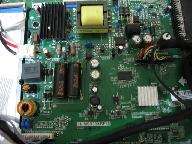 Blaupunkt B32A147CFHD EEPROM RESET - Reparaturtipps TV
